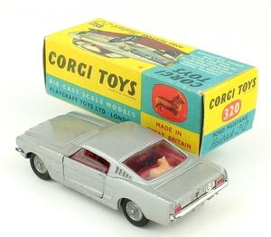 Corgi toys 320 ford mustang yy8511