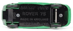 Dinky toys 156 rover 75 saloon yy9262