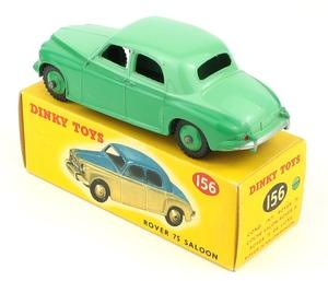 Dinky toys 156 rover 75 saloon yy9261