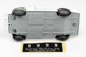 Corgi toys 324 marcos 1800 gt yy9432