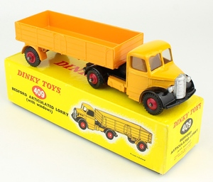 Dinky toys 409 bedford articulated truck yy960
