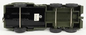 French dinky toys 826 berliet military breakdown truck zz52
