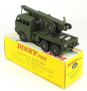 French dinky toys 826 berliet military breakdown truck zz51