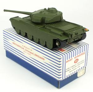 Dinky toys 651 centurion tank zz81