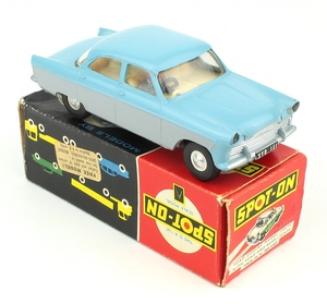 Spot on models 100sl ford zodiac zz26