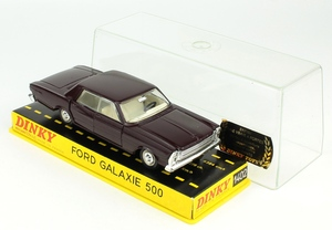French dinky toys 1402 ford galaxie zz38