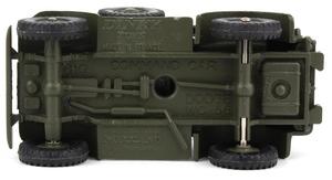 Dinky toys 810 military command car zz452