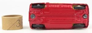 Corgi toys 317 monte carlo mini cooper s zz1052