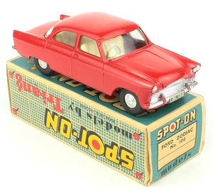 Spot on models 100 ford zodiac zz175