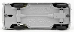 Spot on models 100 ford zodiac zz1772