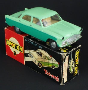 Spot on models ford zodiac zz230