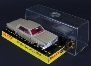 French dinky toys 1402 ford galaxie 500 zz298