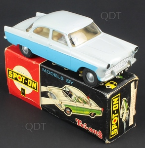 Spot on models 100sl ford zodiac zz366
