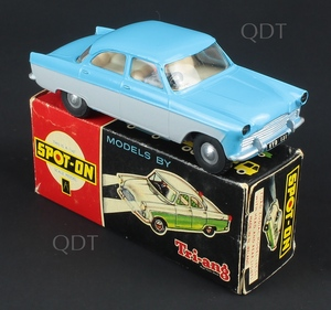 Spot on models 100sl ford zodiac zz367
