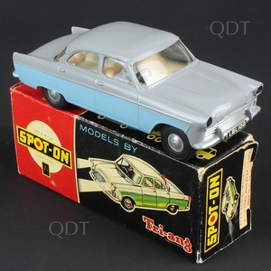 Spot on models 100sl ford zodiac zz368