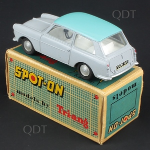 Spot on models 154 austin a40 zz3821