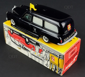 Tekno models 731 mercedes ambulance falck zz4391