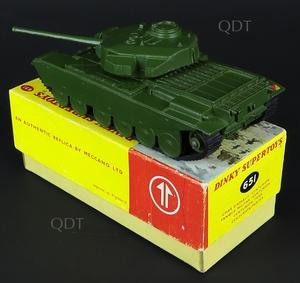 Dinky toys 651 centurion tank zz4821