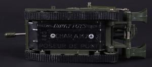French dinky toys 883 char amx bridge layer zz4832