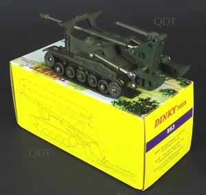 French dinky toys 883 char amx bridge layer zz4831
