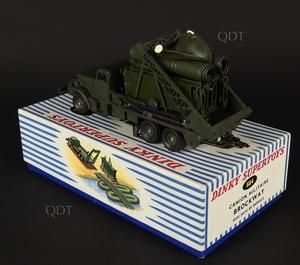 French dinky 884 brockway zz5281