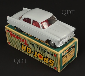 Spot on models 100 ford zodiac zz548