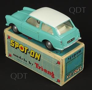 Spot on models 154 austin a40 zz5901