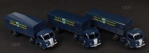 Trade box french dinky toys 32ab sncf truck zz7591