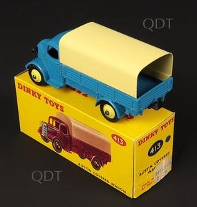 Dinky toys 413 austin covered wagon zz7651