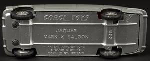 Corgi toys 238 jaguar mark x zz7682