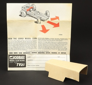 Corgi toys 159 cooper maserati zz7763